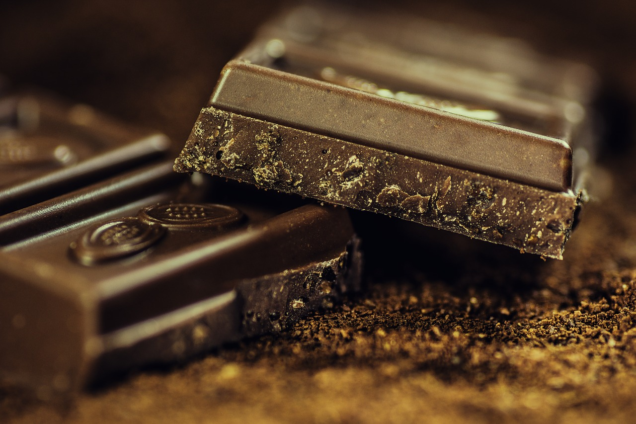 dark chocolate, skin health, superfoods, antioxidants